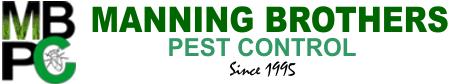 Transparent Logo | Manning Pest Control | Miami, FL