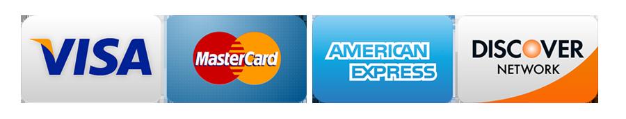 Credit Cards | Manning Pest Control | Ft Lauderdale, FL